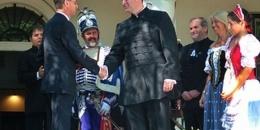 Horváth László tiszteletbeli nagykunkapitány (forrás: http://kazahkonzul.hu)