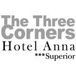The Three Corners Hotel Anna