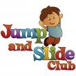 Jump and Slide Club Játszó- és Fejlesztőház