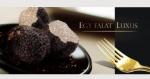 """""""Egy falat luxus"""" - reklámkép a Gourmand Company oldaláról"""