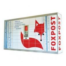 FoxPost Csomagautomata - Lurdy Ház