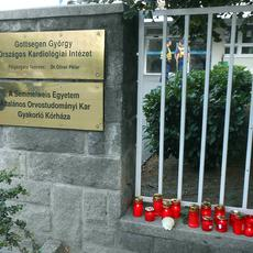 Gottsegen György Országos Kardiológiai Intézet (Fotó: Fb.com/Lendvai Küszi Éva)
