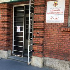 Ferencvárosi orvosi ügyelet