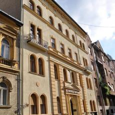 Hőgyes Endre utcai unitárius templom - Bartók Béla Unitárius Egyházközség (Forrás: wikimapia.org)