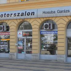 Hosuba Garázs Motorszalon