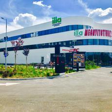 Illa Bevásárlóközpont és Irodaház Forrás: iroda.hu)
