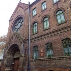 Kaníziusz Szent Péter-templom (Fotó: budapestitemplomok.blogspot.hu)