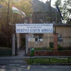 Merényi Gusztáv Kórház (Fotó: Bődey János - index.hu)