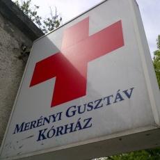 Merényi Gusztáv Kórház (Fotó: szubotinpeter.hu)
