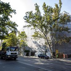 Mester utcai Központi Szakrendelő (Forrás: ferencvaros.hu)