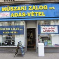 Műszaki Zálog Kft. - Ferenc körút