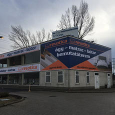 Revotica Ágy-Matrac-Bútor - Üllői út