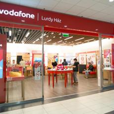 Vodafone - Lurdy Ház
