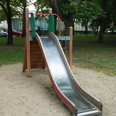 Csengettyű utcai Játszótér (Forrás: jozsefattilalakotelep.hu)