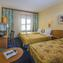 Corvin Hotel Budapest Sissi wing háromágyas szoba