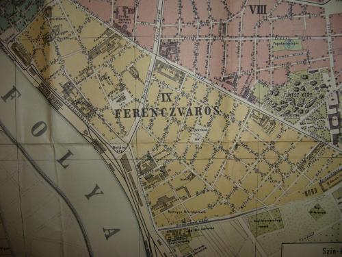 budapest ferencváros térkép IX. kerület   Ferencváros | Megvan a pénz, mehet a fejlesztés budapest ferencváros térkép